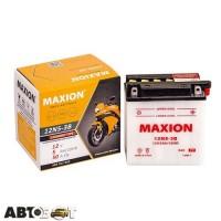 Мото аккумулятор MAXION 6СТ-5 АзЕ 12N 5-3B