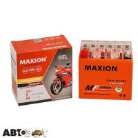 Мото аккумулятор MAXION 6СТ-9 АзЕ 12N 9-BS (GEL)