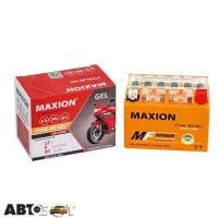 Мото аккумулятор MAXION 6СТ-4 АзЕ YTX 4L-BS(GEL)