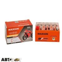 Мото аккумулятор MAXION 6СТ-7 Аз YTX 7A-BS (GEL)