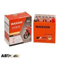 Мото аккумулятор MAXION 6СТ-7 АзЕ YTX 7L-BS (GEL)