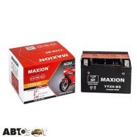 Мото аккумулятор MAXION 6СТ-8 Аз YTX 9-BS AGM