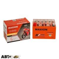 Мото аккумулятор MAXION 6СТ-8 Аз YTX 9-BS (GEL)