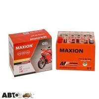 Мото аккумулятор MAXION 6СТ-10 Аз YTX 12-BS (GEL)