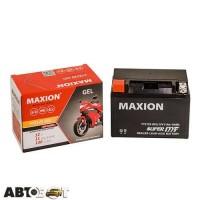Мото аккумулятор MAXION 6СТ-11 Аз YTZ 12S (GEL)