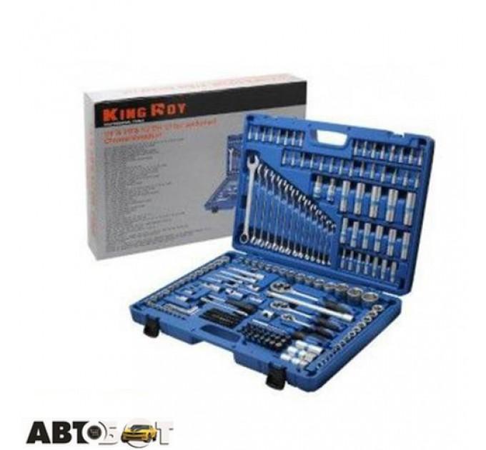 Набор инструментов KING ROY 31160-218-L, цена: 3 895 грн.