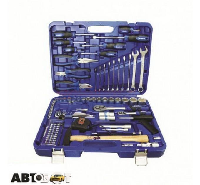 Набор инструментов KING ROY 31555-101, цена: 3 080 грн.