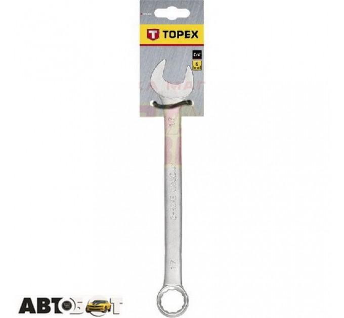 Ключ рожково-накидной TOPEX 35D701, цена: 25 грн.