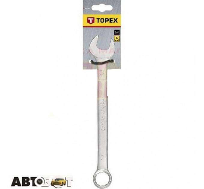 Ключ рожково-накидной TOPEX 35D702, цена: 29 грн.