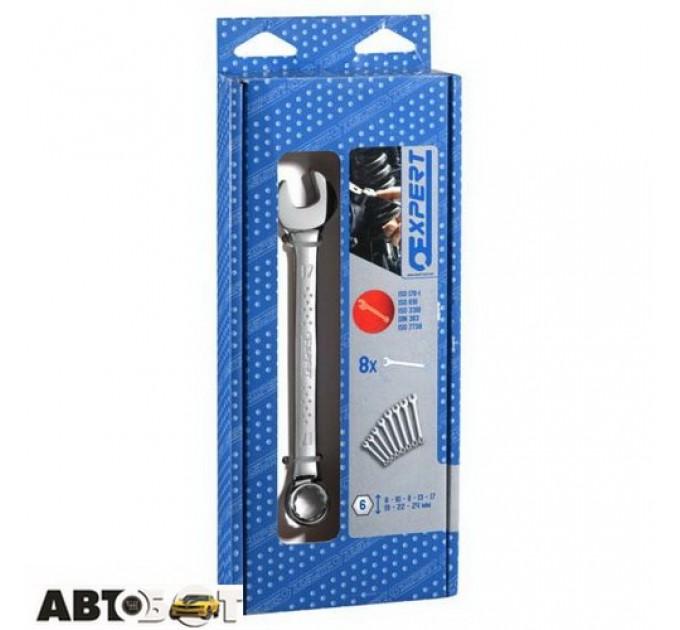 Набор ключей рожково-накидных EXPERT E110300, цена: 790 грн.