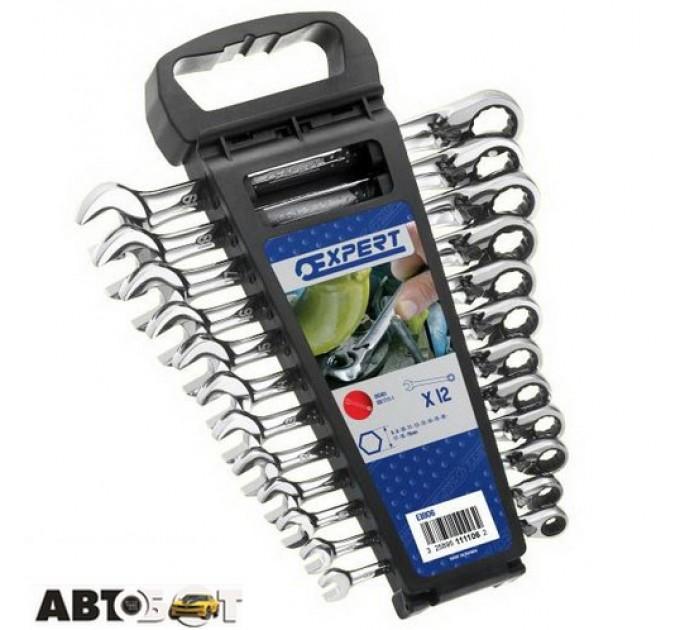 Набор ключей рожково-накидных EXPERT E111106, цена: 3 265 грн.