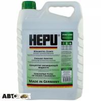 Антифриз HEPU G11 зеленый концентрат P999-GRN-005 5л