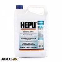 Антифриз HEPU G11 синий концентрат P999-005 5л