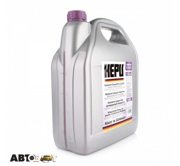 Антифриз HEPU G13 фиолетовый P999-G13-005 5л