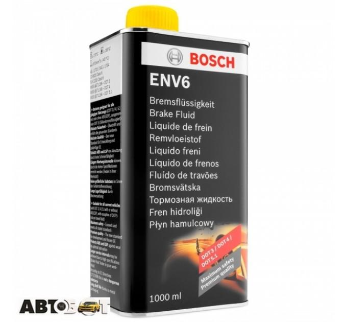 Тормозная жидкость Bosch ENV6 BO 1987479207 1л