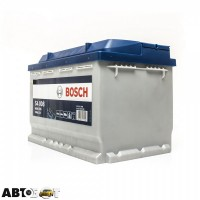 Автомобильный аккумулятор Bosch 6CT-74 S4 Silver (S40 080)