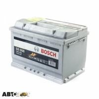 Автомобильный аккумулятор Bosch 6CT-77 S5 Silver Plus (S50 080)