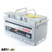 Автомобильный аккумулятор Bosch 6CT-85 S5 Silver Plus (S50 100)
