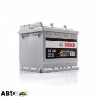 Автомобильный аккумулятор Bosch 6CT-54 S5 (S50 020)