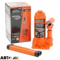 Гидравлический бутылочный домкрат Elegant EL 330 002 (107550)