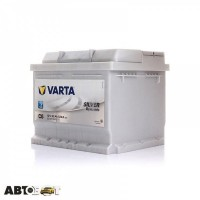 Автомобильный аккумулятор VARTA 6СТ-52 Silver Dynamic C6 (552 401 052)