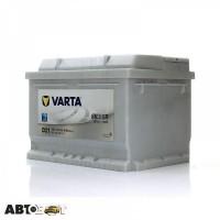 Автомобильный аккумулятор VARTA 6СТ-61 Silver Dynamic D21 (561 400 060)