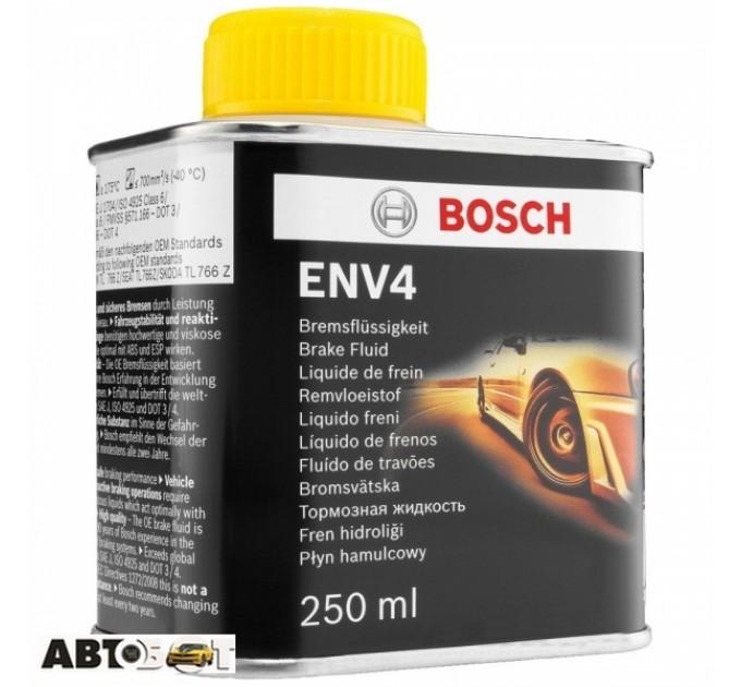 Тормозная жидкость Bosch ENV4 1 987 479 200 250мл