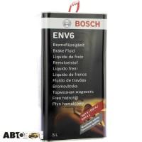 Тормозная жидкость Bosch ENV6 1 987 479 208 5л
