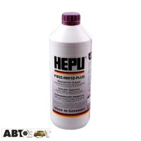 Антифриз HEPU G12+ READY MIX VIOLET-PURPLE -37C  P900-RM-G12PLUS 1.5л
