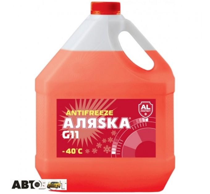 Антифриз Аляsка G12 красный -40C 3517 3л