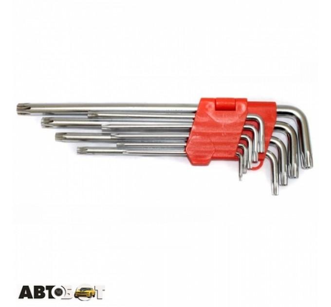 Набор ключей TORX Lavita 511600