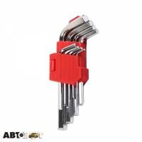 Набор шестигранных ключей Lavita 511601