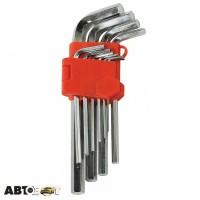 Набор шестигранных ключей Lavita 511602