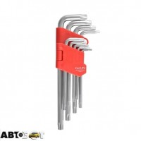 Набор ключей TORX CarLife WR2112