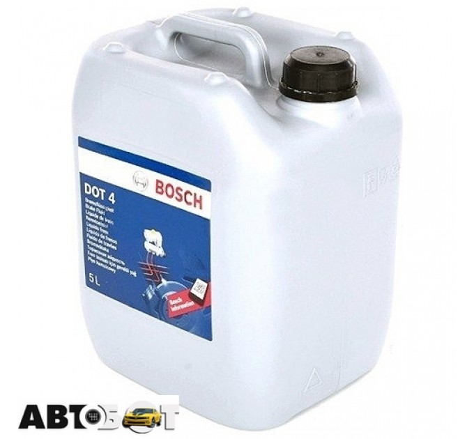 Тормозная жидкость Bosch DOT 4 1 987 479 108 5л