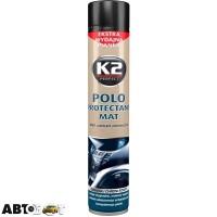Полироль пластика K2 Polo Protectant K418 750мл
