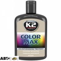 Полироль K2 COLOR MAX Черный EK020CA 200мл