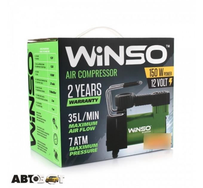 Автокомпрессор Winso 121000