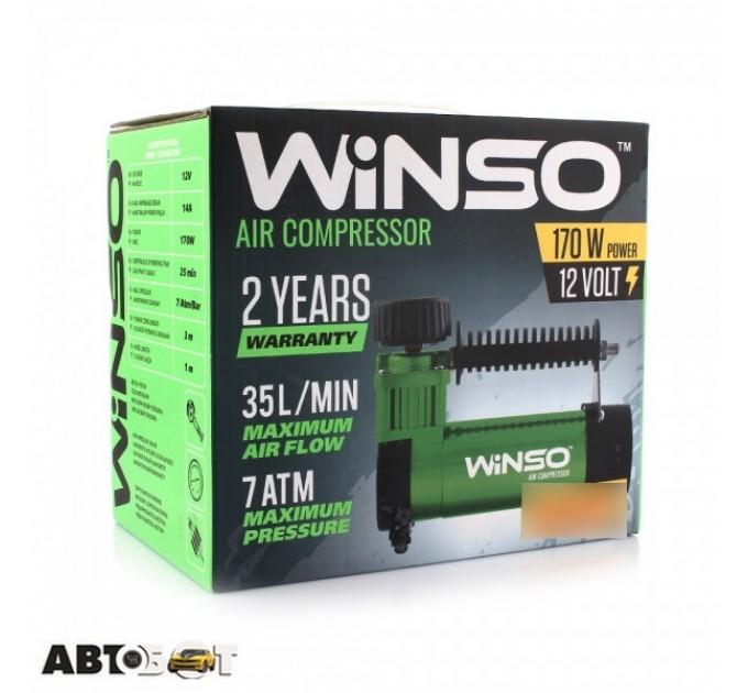 Автокомпрессор Winso 127000