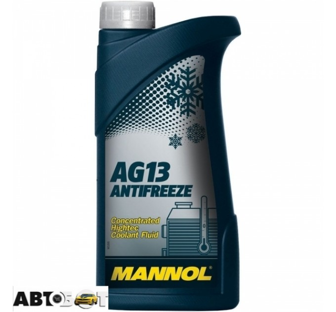 Антифриз MANNOL Antifreeze AG13 ++  1л