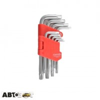 Набор ключей TORX CarLife WR2111
