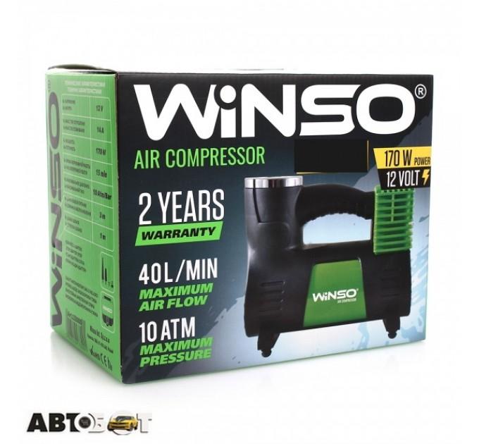 Автокомпрессор Winso 133000