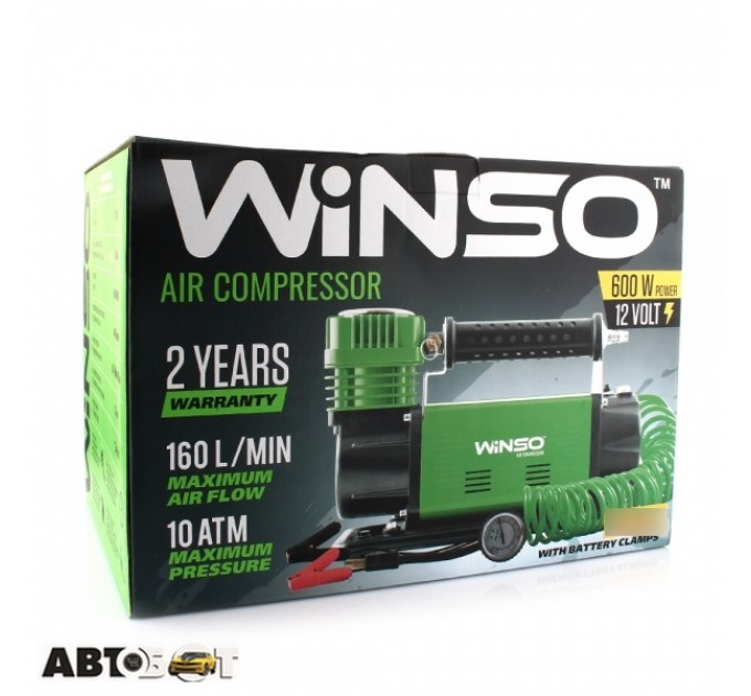 Автокомпрессор Winso 129000
