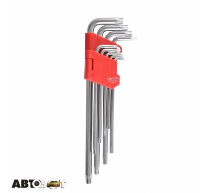 Набор ключей TORX CarLife WR2113