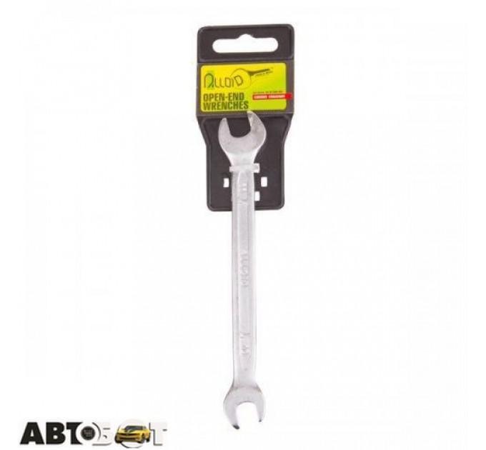 Ключ рожковой Alloid КТ-2051-0809