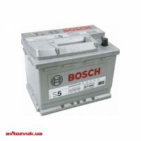 Автомобильный аккумулятор Bosch 6CT-63 S5 Silver Plus (S50 060)