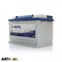 Автомобильный аккумулятор VARTA 6СТ-74 BLUE dynamic (E11)
