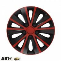 Колпак Elegant 14 RAPID red&black 103837