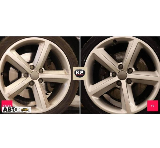 Очиститель дисков K2 ROTON 700 мл Wheel cleaner, цена: 115 грн.