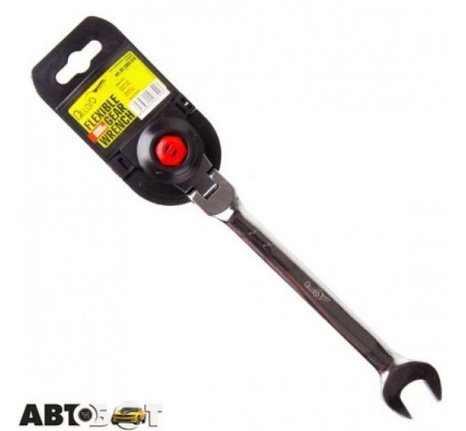 Ключ рожково-накидной Alloid KT-2081-15K